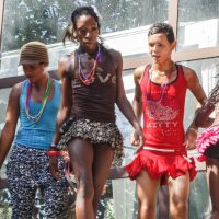 Young folks demonstrate gender fluidity